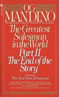 The Greatest Salesman In The World Og Mandino 8601234583790