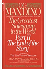 The Greatest Salesman in the World, Part 2: The End of the Story Mass Market Paperback