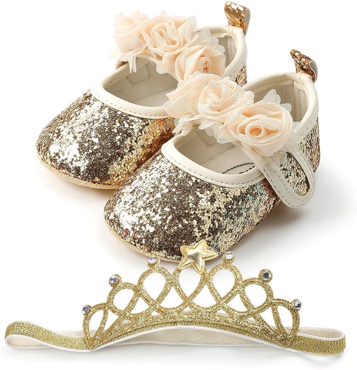 Ohwawadi Infant Baby Girl Shoes Baby