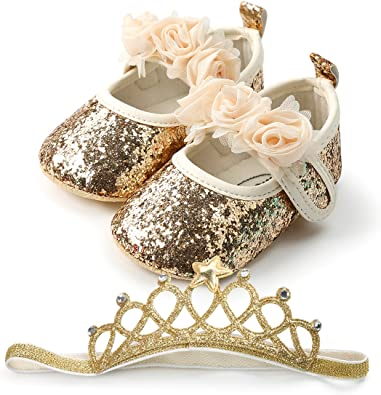 Tuoting Infant Baby Girl Shoes, Baby