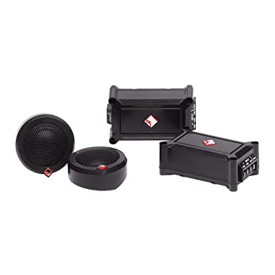 "Rockford Fosgate P1T-S Punch 1"" Tweeter Kit (Pair): Car Electronics"