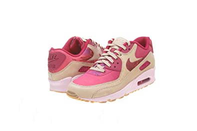 new style a9268 01a6b Nike Womens Air Max 90 Liberty Pink Floral 555283-600 7.5