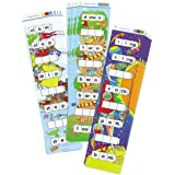 Didax Educational Resources Blends Word Ladder Activity Card Set