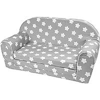 MuseHouse Canapé pour Enfant Lit pour Enfant Chaise pour Enfant Canapé Lit pour Enfant Enfants canapé-lit de Haute qualité