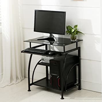 computer desk for home office. Mecor Computer Desk Home Office PC Laptop Table Workstation Furniture For