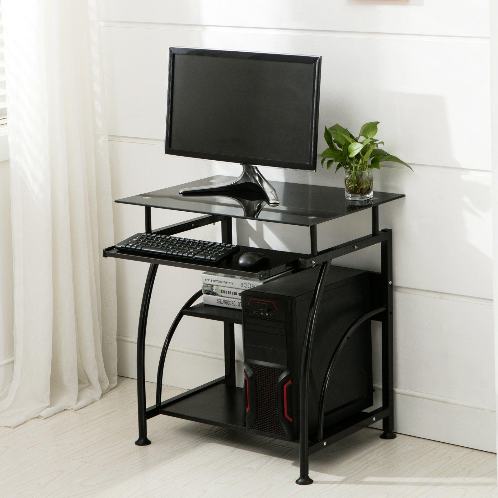 Mecor Computer Desk Home Office PC Laptop Table Workstation Furniture