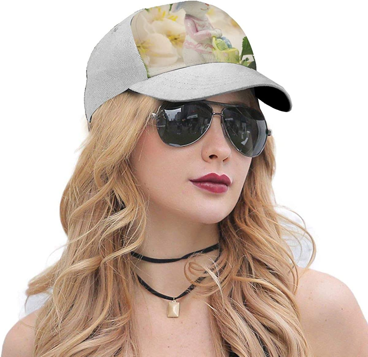 Easter Day Baseball Cap for Both Men and Women.It Can Shape Your Face,Protect Your Hair and Eyes from The Sun.