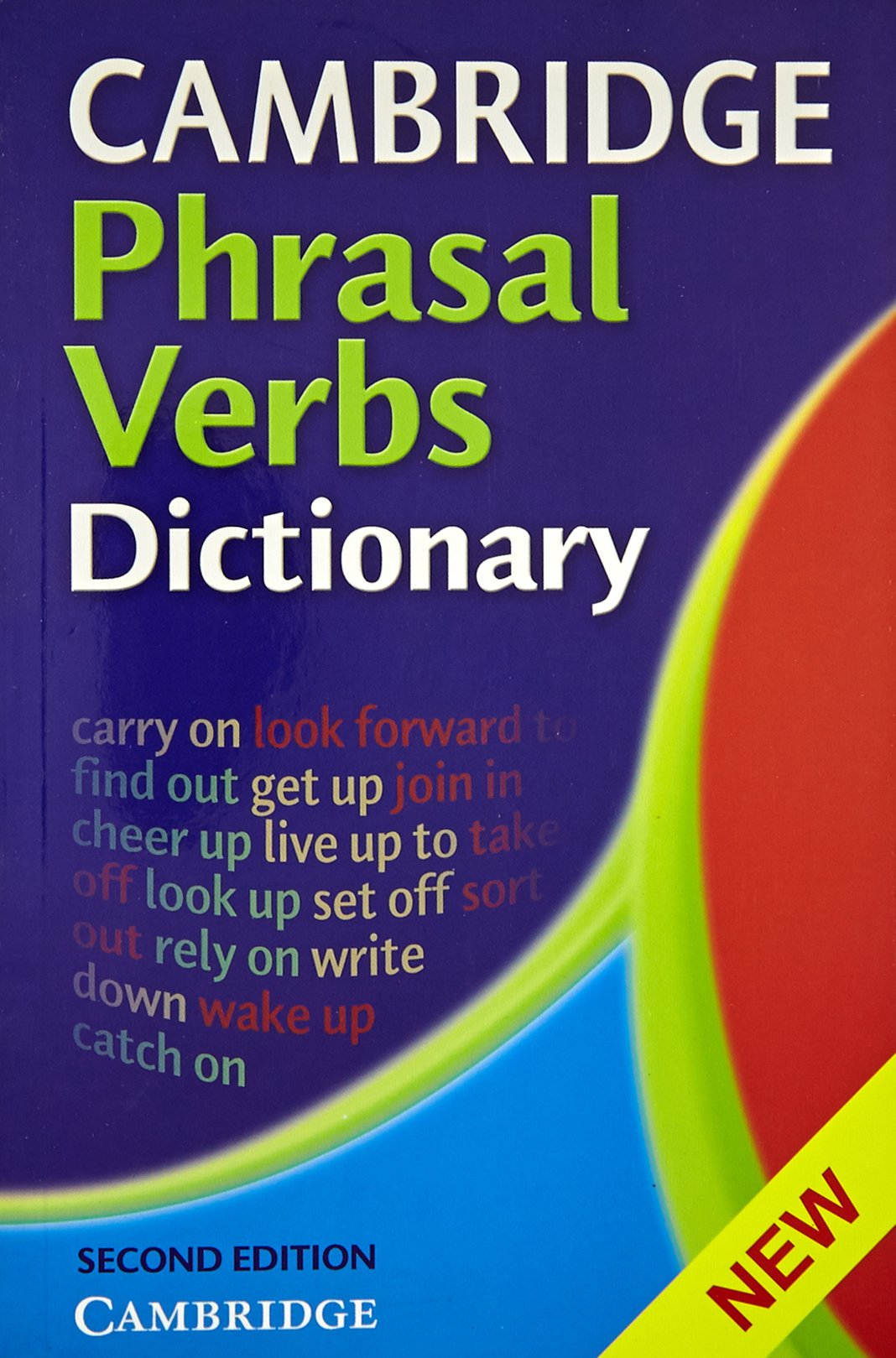 Cambridge Phrasal Verbs Dictionary Amazon In Cup Books