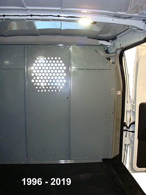 Van Safety Partition, Bulkhead/Divider GMC Savana, Chevy Express 1996-2017