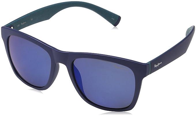 Pepe Jeans Martin Gafas de sol, Azul (Navy), 52 para Hombre
