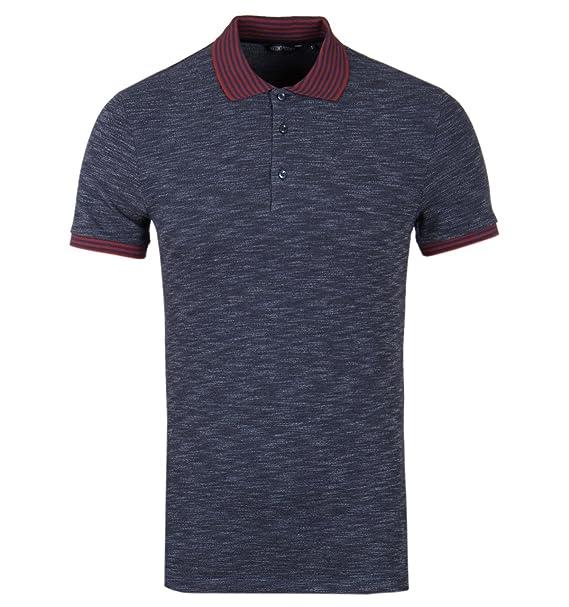 Antony Morato Mmks00997-Fa100126 Camiseta de Tirantes, Azul (BLU ...