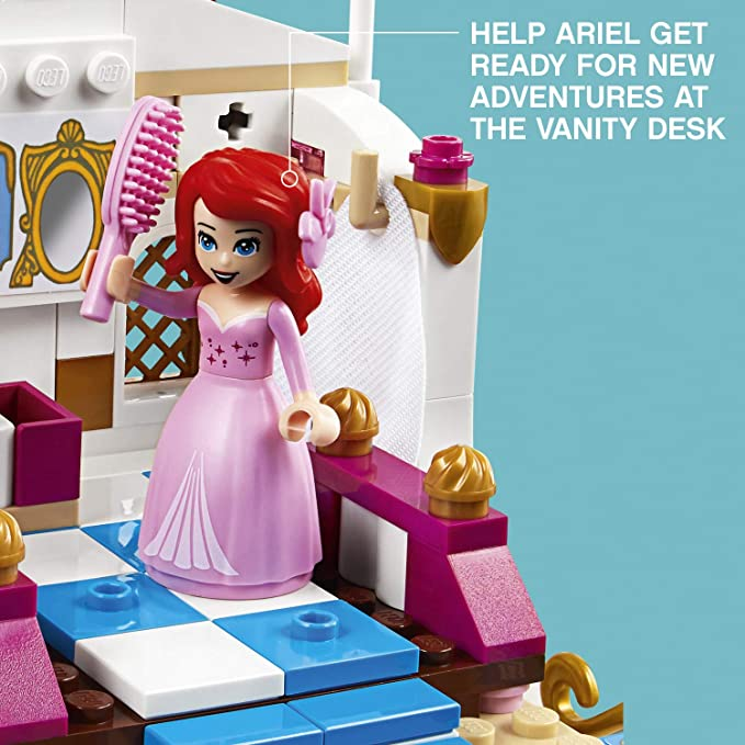 Lego Princess 41153 Ariels Royal Boat Celebration Little Mermaid Sealed Toy Gift