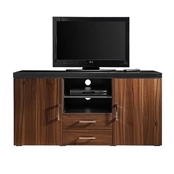 buffet meuble tv avec tiroir et tagres