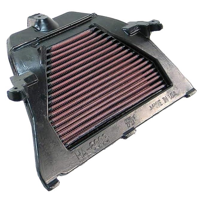 K & N ngk Mantenimiento Set Honda CBR 600 RR 03 - 04 Service Kit: Amazon.es: Coche y moto