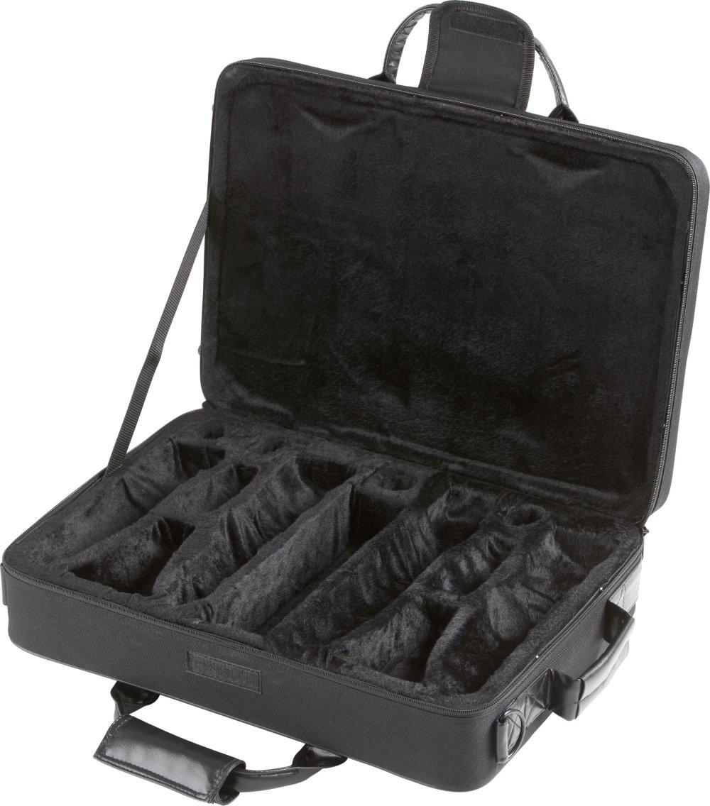 Amazon.com: Allora doble para clarinete, color negro ...