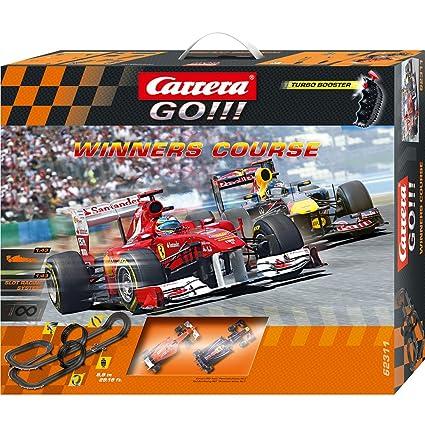 Carrera Go Winners Course (Ferrari F138 F. Alonso + Red Bull RB9