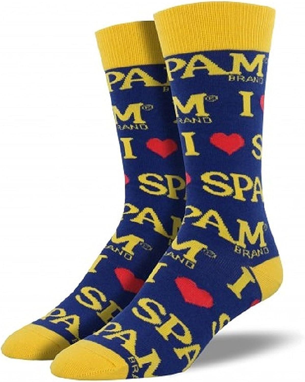 Socksmith Men's Spam