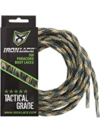 Ironlace 55 Paracord Laces-63-Inch-9631