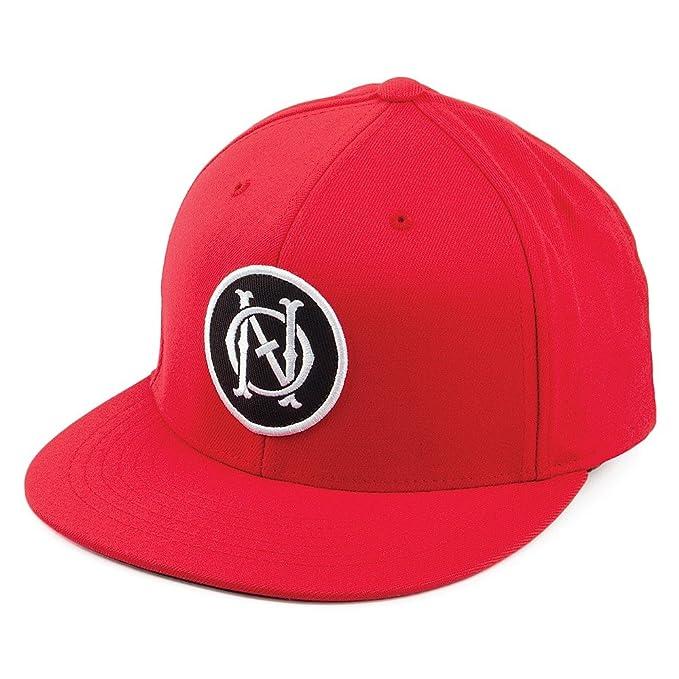 Gorra de béisbol Flexfit Burn out de ONeill - Rojo - XL