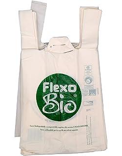 BIOZOYG Bio Bolsas de Compras Hecho de plástico orgánico I ...