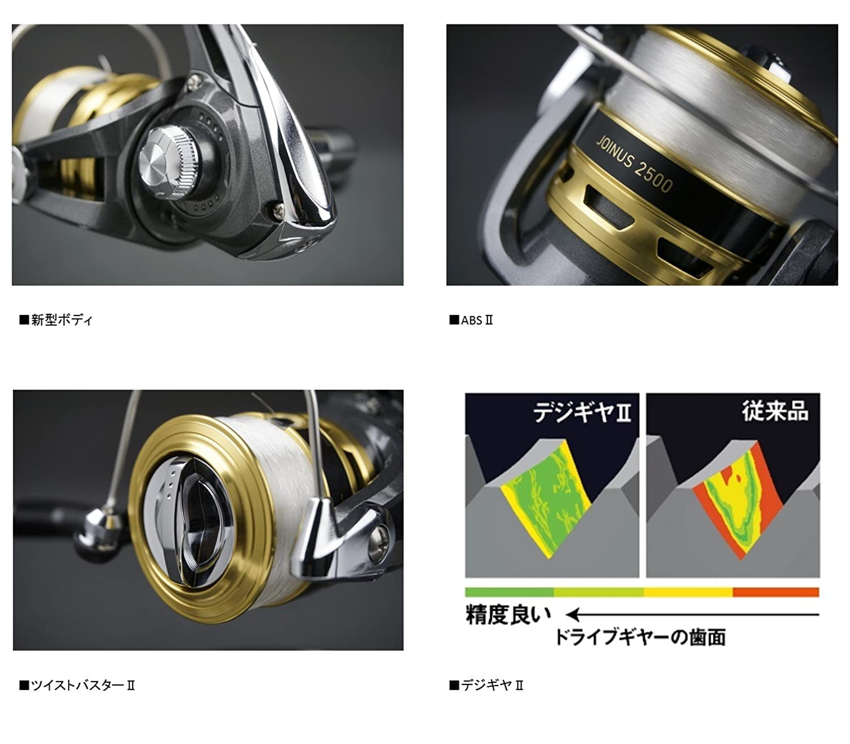 Japan Import Daiwa 16 JOINUS 1500