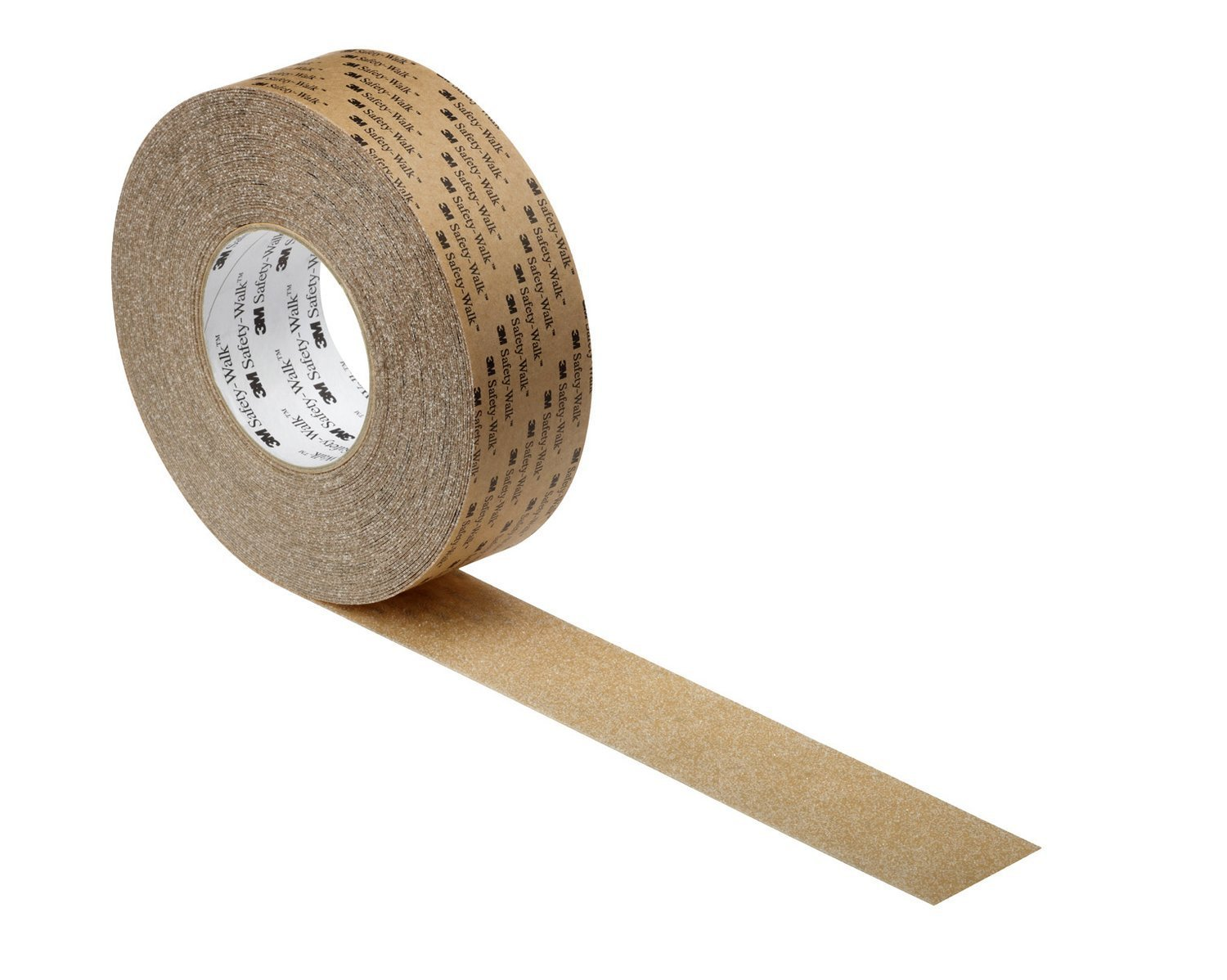 3M™ Safety-Walk™ Slip Resistant General Purpose Tape 600 Series, Transparent, 25 mm x 18.3 m, 1/Case 7000033429 58659178