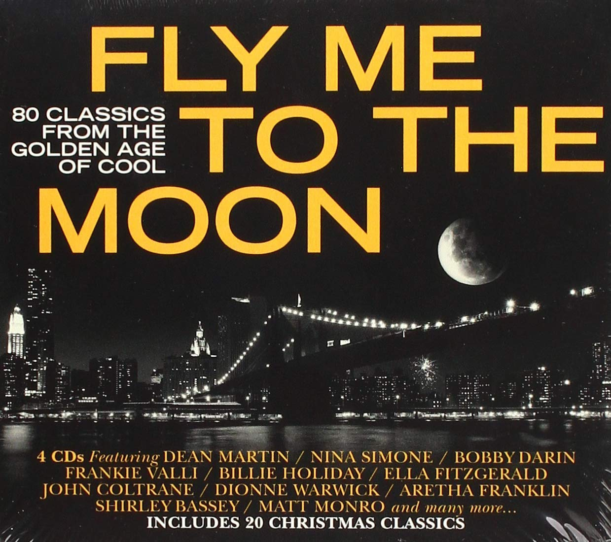VARIOUS ARTISTS - Fly Me To The Moon / Various - Amazon.com Music