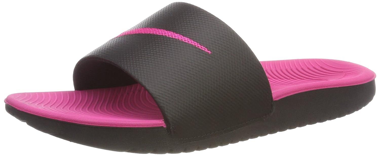 Nike Rosherun 511881 Herren Low-Top Sneaker  42/44|Mehrfarbig (Black / Vivid Pink 001)