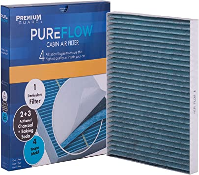 Cabin Air Filter For Buick Enclave Chevrolet Traverse GMC Acadia Limited