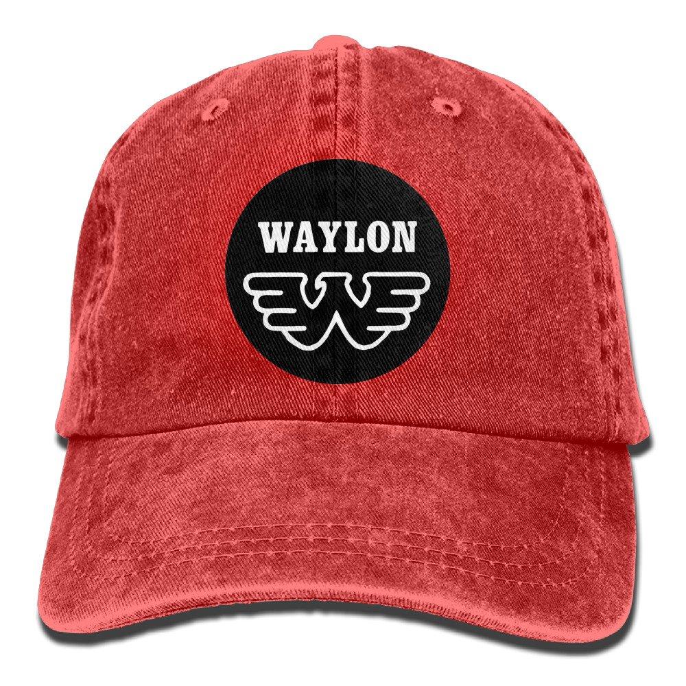 Waylon Jennings Flying W Adult Noveity COWBOY HAT