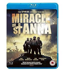 Miracle At St Anna [Blu-ray] [2008]