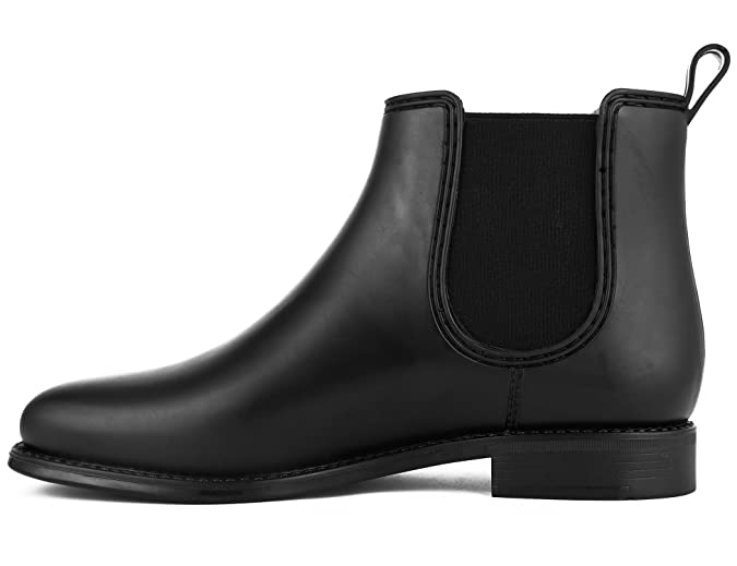 1baed519f Amazon.com | MaxMuxun Women Shoes Waterproof Ankle Chelsea Boots | Ankle &  Bootie