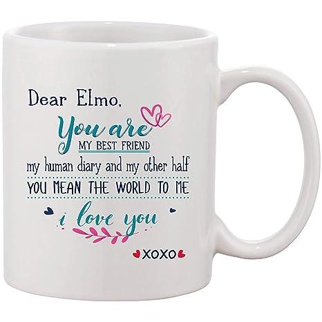 Amazon Com Christmas Gifts For Husband Dear Elmo You Are