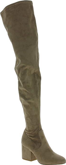 Steve Madden Loyal Overknee Boot Stivali sopra al Ginocchio