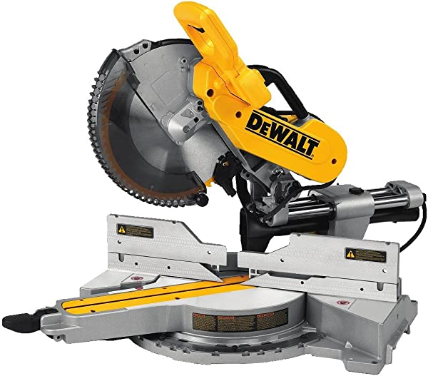 dewalt dws779 12 sliding compound miter saw review