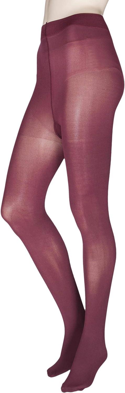 Pretty Polly Taille moyenne à grande taille opaque 3D 40 Deniers Collants Noir