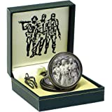 Sigma Impex P-279 Vietnam Veterans Pocket Watch