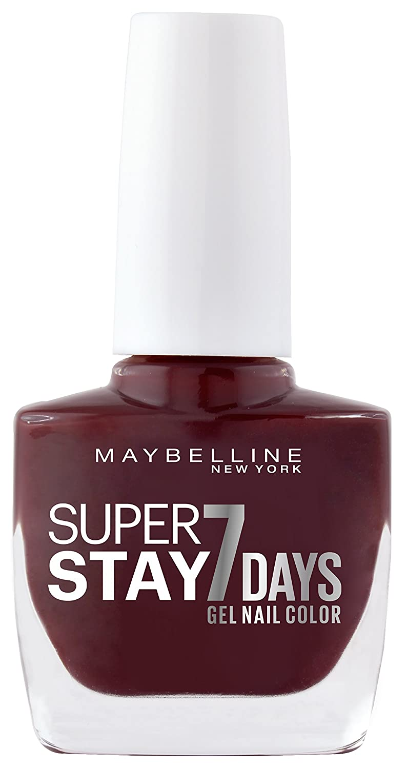 Maybelline New York Super Stay 7 Days Finish Nail Polish Forever ...