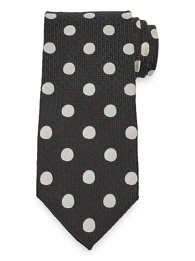1960s Men's Ties | Skinny Ties, Slim Ties Paul Fredrick Mens Dots Tie $44.95 AT vintagedancer.com