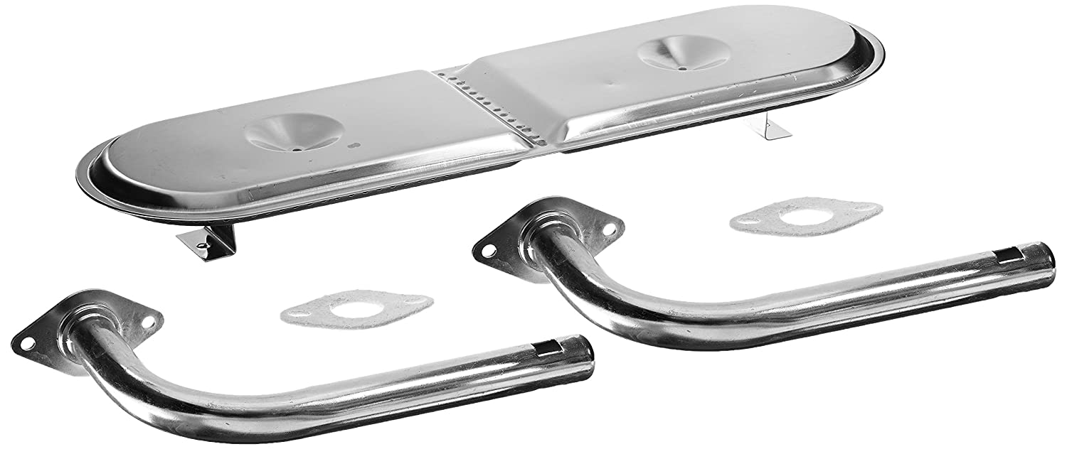 Music City Metals 12082-72072 Stainless Steel Burner Replacement for Select Master Chef Gas Grill Models