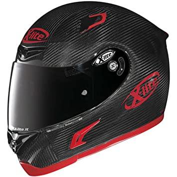 X-Lite X de 802rr Ultra Carbono Puro Sport Casco, Color Carbono, tamaño