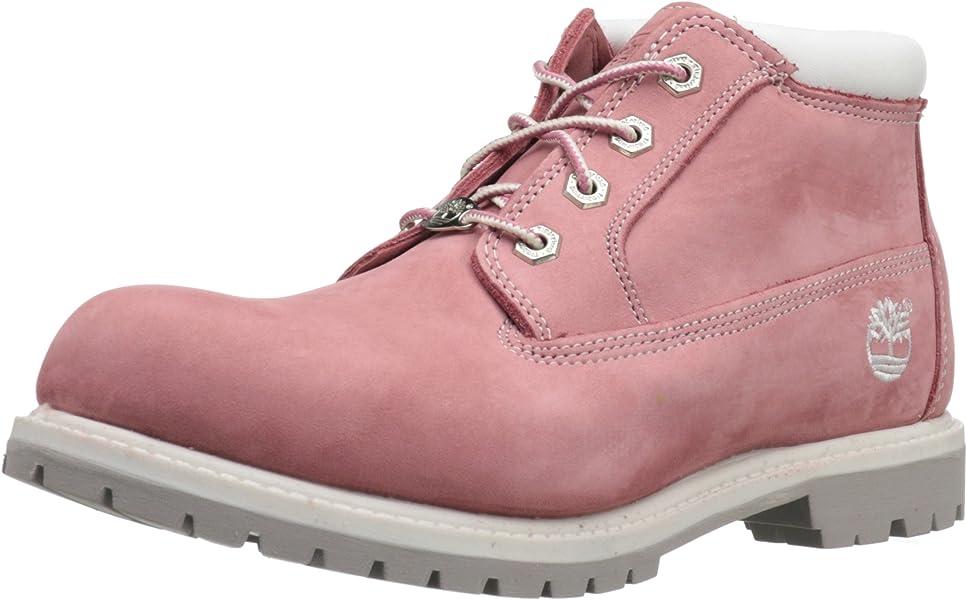 garantía de alta calidad última selección Últimas tendencias Timberland Women's Nellie Waterproof Chukka Boots Chukka Boots ...