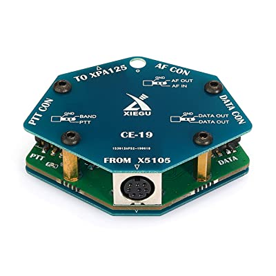 Xiegu CE-19 Data Interface Expansion Card for G90, G1M, X5105, XPA125B: Automotive