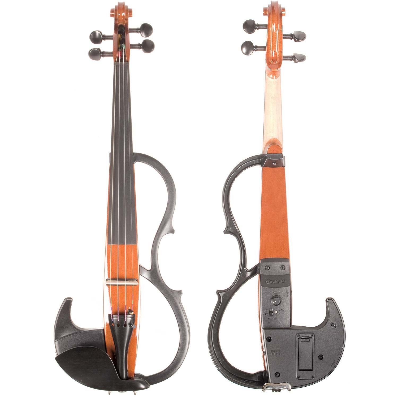 yamaha sv200 silent electric violin ocean blue