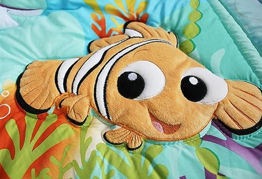 Amazon.com: Oceanic peces tortuga coral guardería Juego de ...