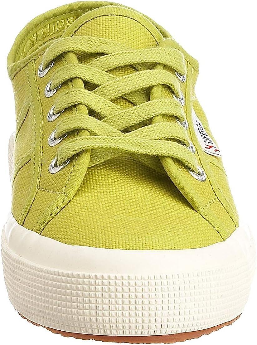 SUPERGA 2750 Cotu Classic, Sneaker Donna Verde Apple Green