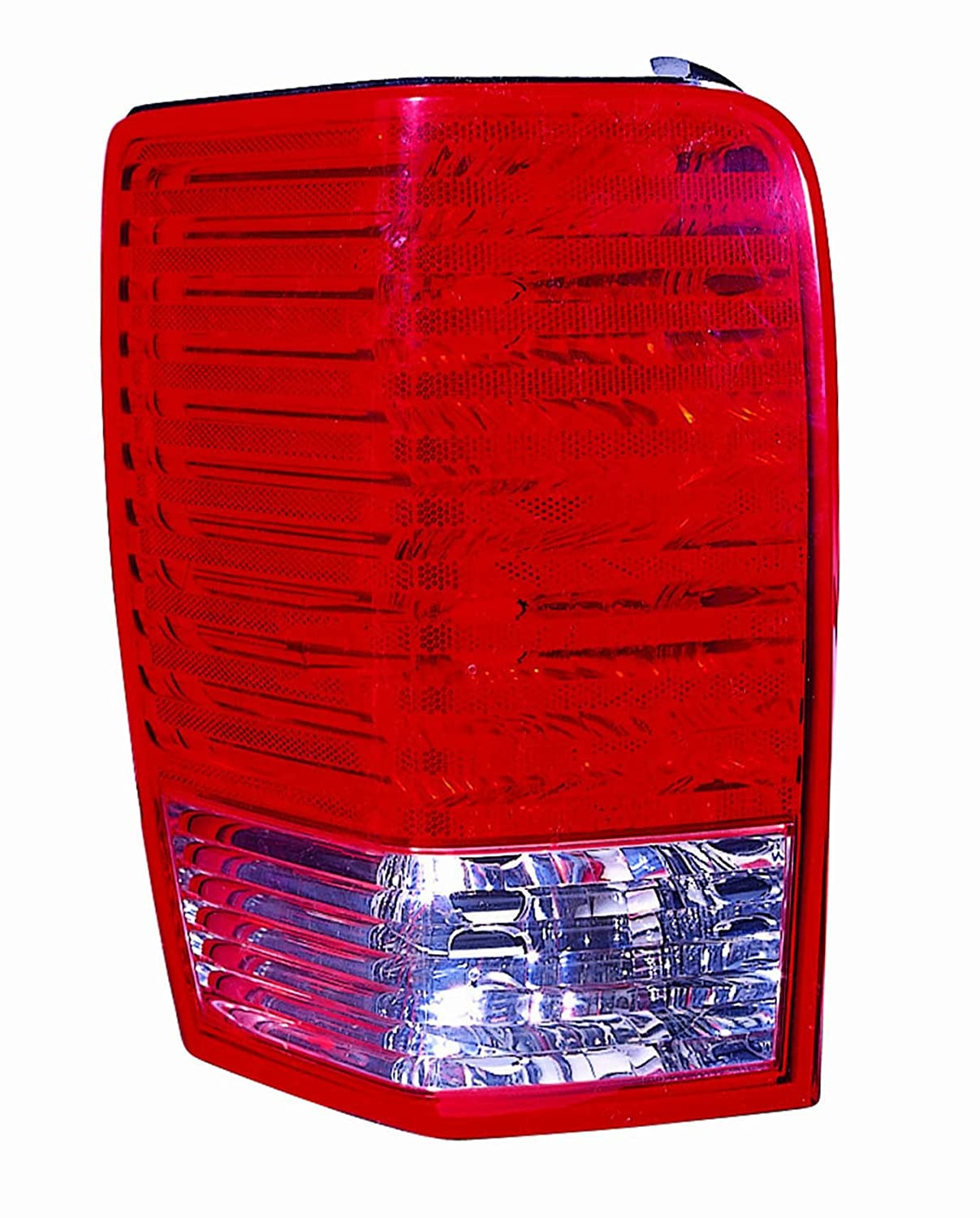Depo 333-1949R-US Chrysler Aspen Passenger Side Replacement Taillight Unit 02-00-333-1949R-US