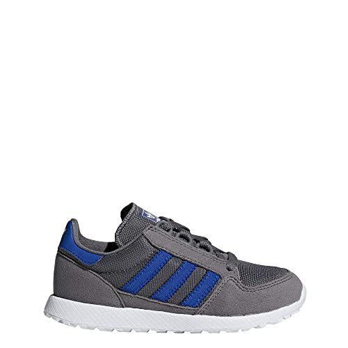 sports shoes d1dc8 f07a4 adidas Unisex Kids Forest Grove C Fitness Shoes