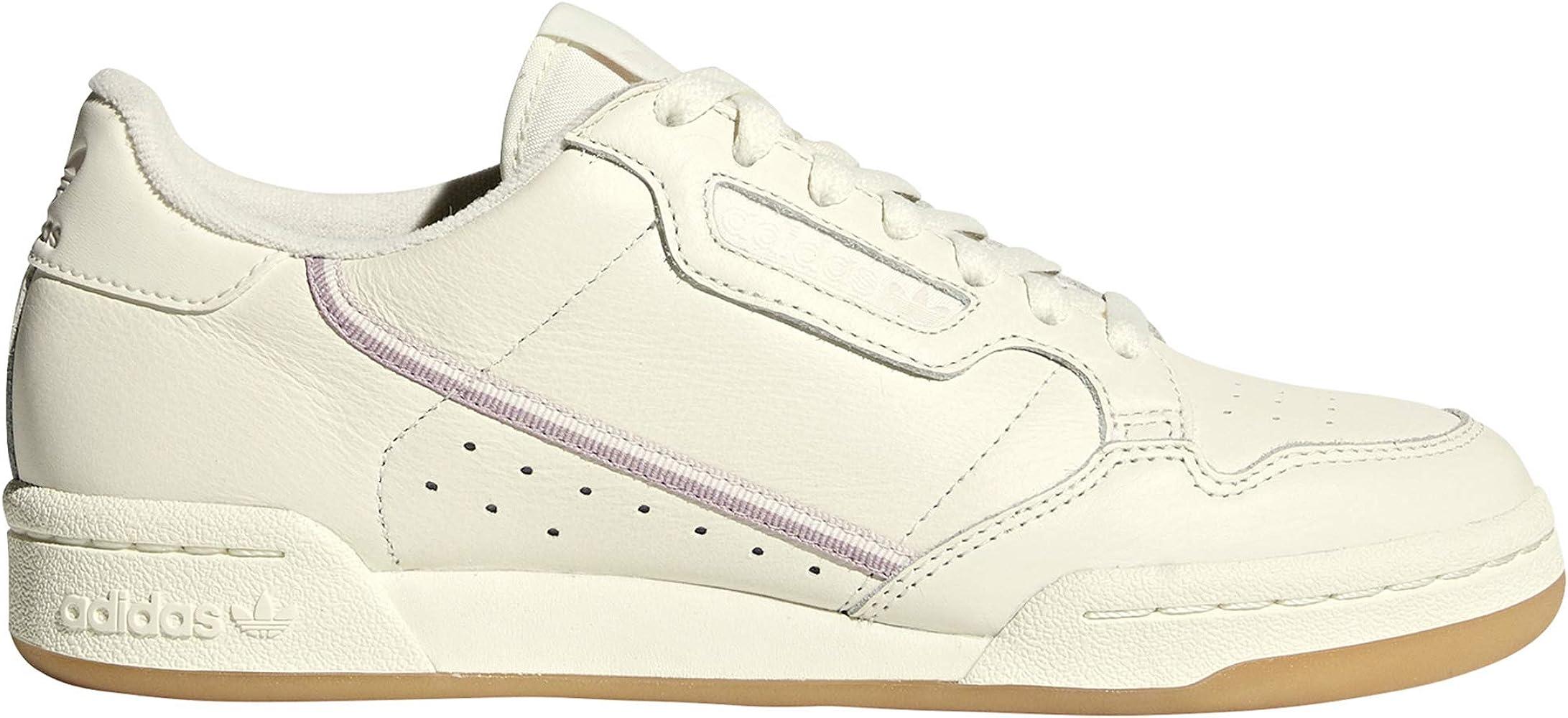 acheter populaire 83f6e 8c9ca Adidas Continental 80 White, Basket Mode pour Les Femmes ...