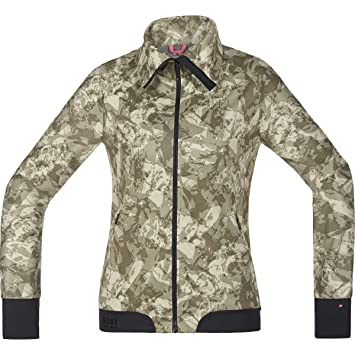 Gore Bike Wear Power Trail Print Soft Shell - Chaqueta para Mujer: Amazon.es: Zapatos y complementos